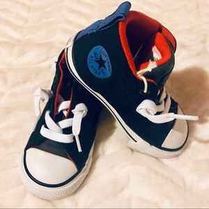 Size 6 Converse High Tops - New!